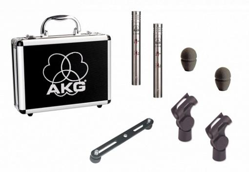 Стерео пара AKG C451B/ST